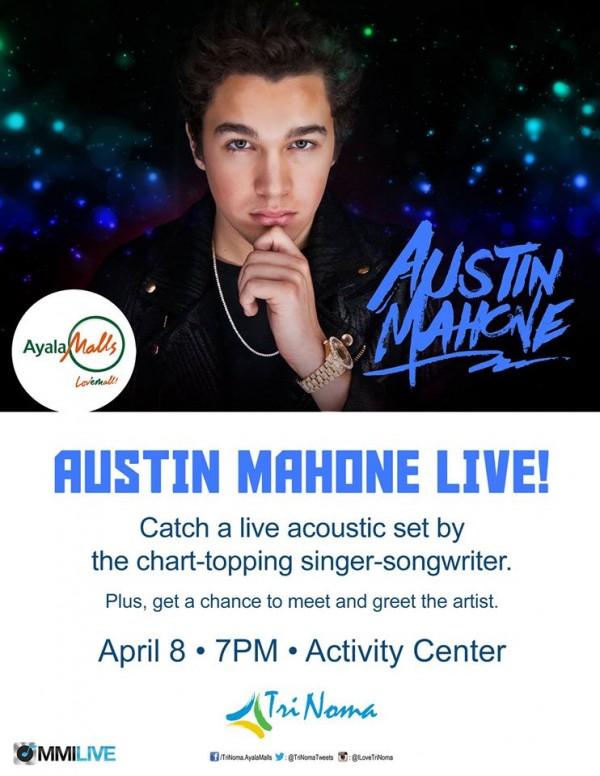 Austin Mahone Live in Manila 2016