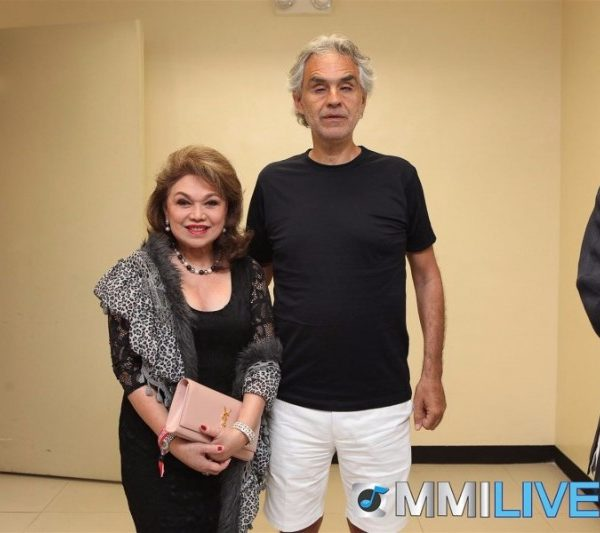 Andrea Bocelli Meet & Greet (1)