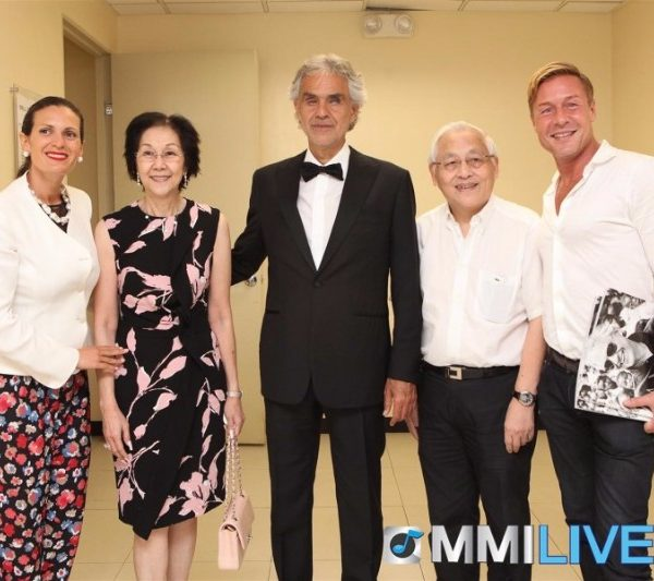 Andrea Bocelli Meet & Greet (11)