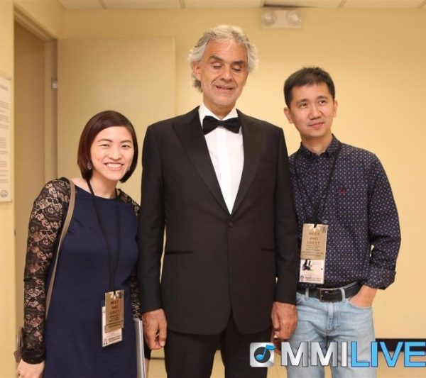 Andrea Bocelli Meet & Greet (12)