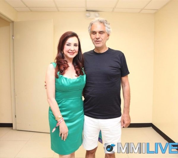 Andrea Bocelli Meet & Greet (2)
