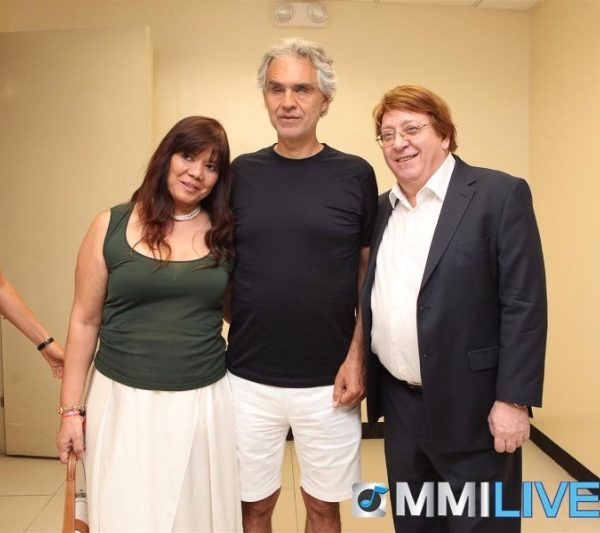Andrea Bocelli Meet & Greet (3)