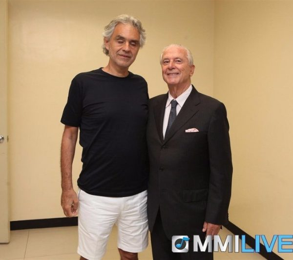 Andrea Bocelli Meet & Greet (4)