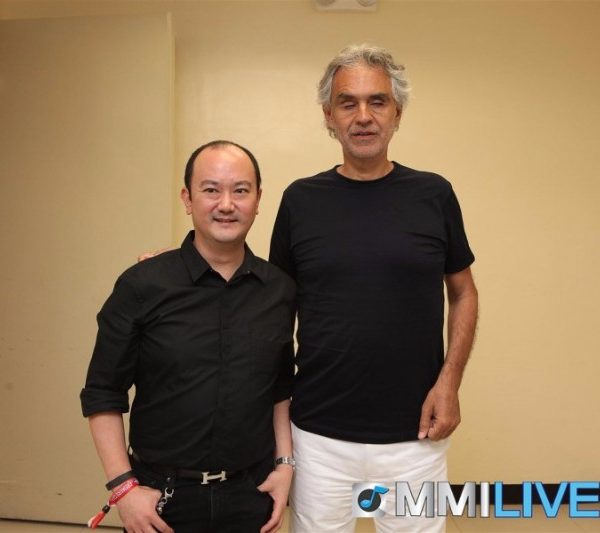 Andrea Bocelli Meet & Greet (5)