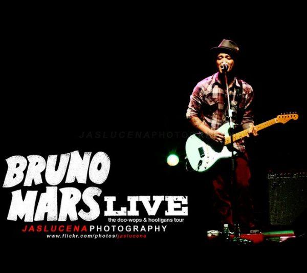 BRUNO MARS 2011 (2).0