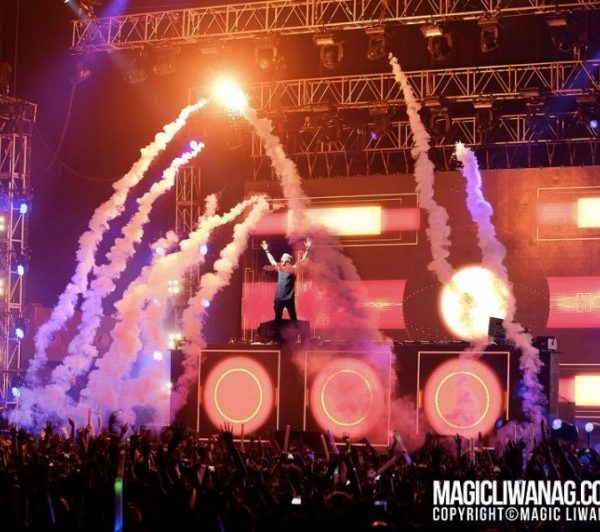 DAVID GUETTA with ALESSO & KAZ JAMES 2012 (16)