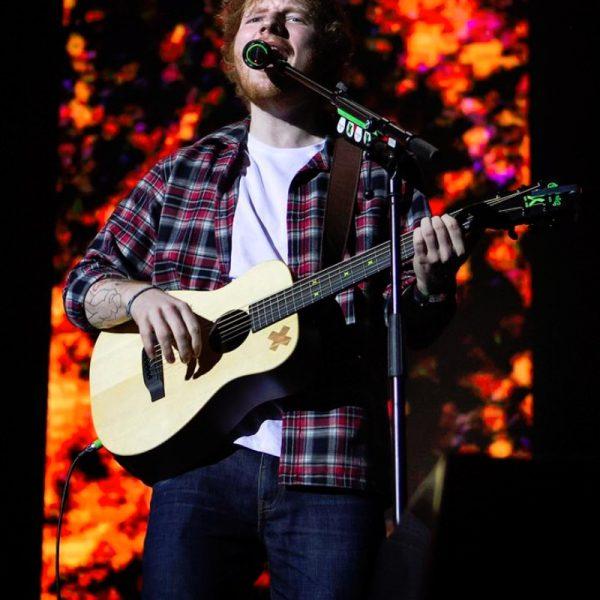 ED SHEERAN 2015 (2)