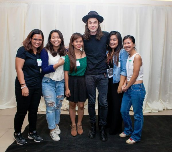 James Bay M&G (1)