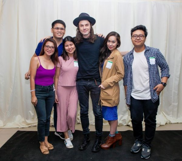 James Bay M&G (2)