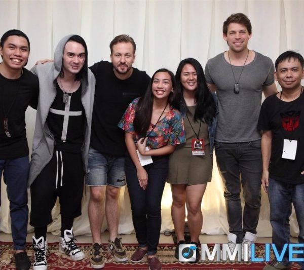 Maroon 5 & Dirty Loops Meet and Greet (10)