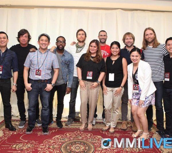 Maroon 5 & Dirty Loops Meet and Greet (12)
