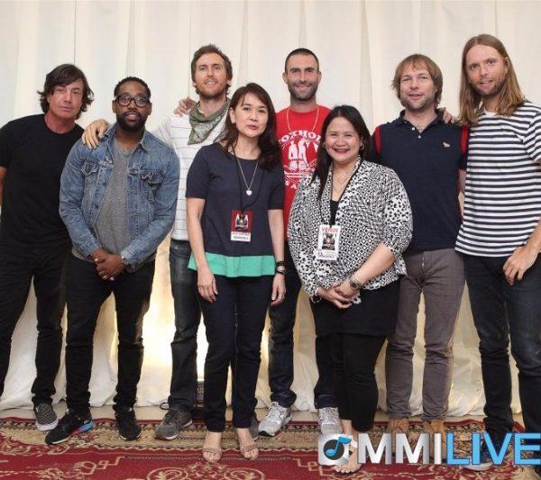 Maroon 5 & Dirty Loops Meet and Greet (13)