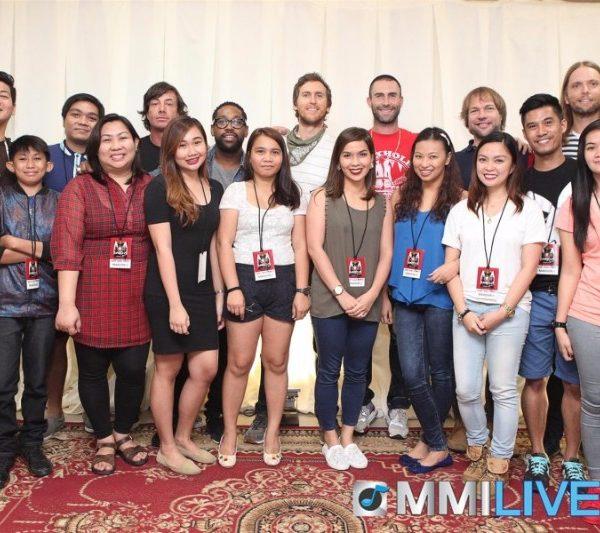 Maroon 5 & Dirty Loops Meet and Greet (14)