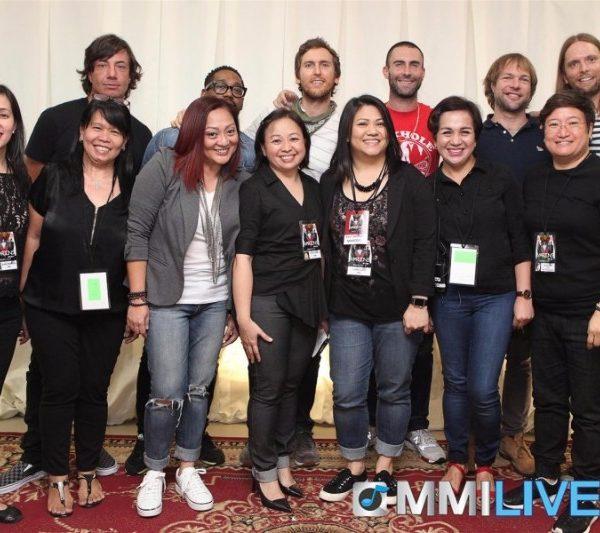 Maroon 5 & Dirty Loops Meet and Greet (15)