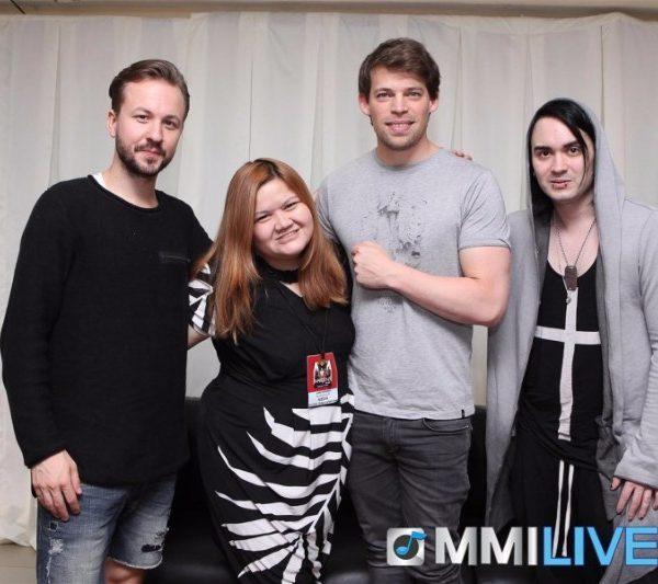 Maroon 5 & Dirty Loops Meet and Greet (2)