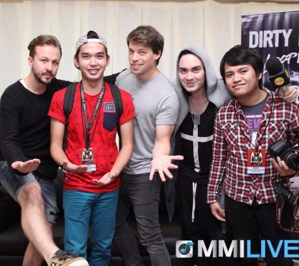 Maroon 5 & Dirty Loops Meet and Greet (5)