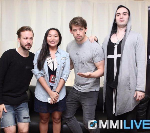 Maroon 5 & Dirty Loops Meet and Greet (6)