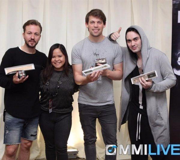 Maroon 5 & Dirty Loops Meet and Greet (7)