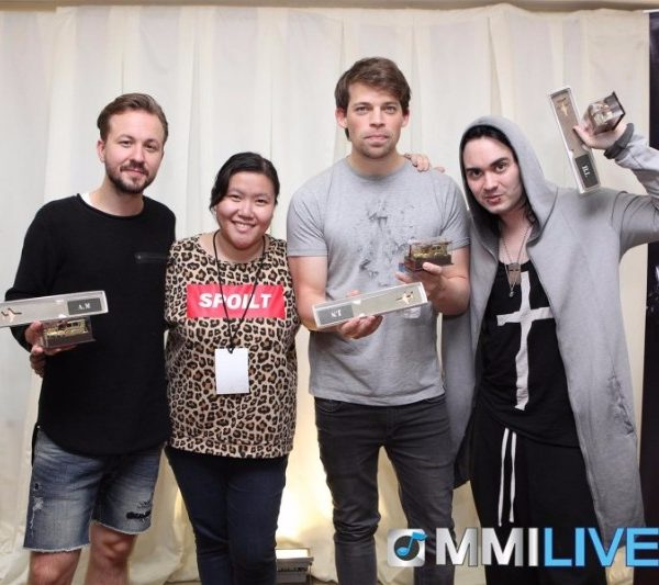 Maroon 5 & Dirty Loops Meet and Greet (8)