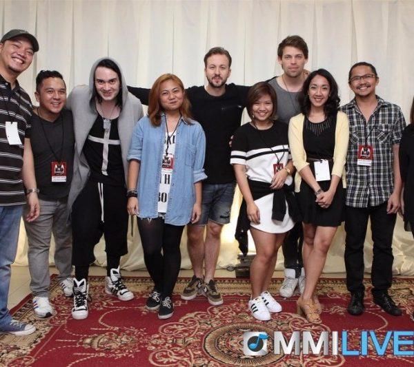 Maroon 5 & Dirty Loops Meet and Greet (9)