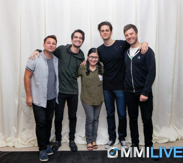 Panic! at the Disco M&G (11)