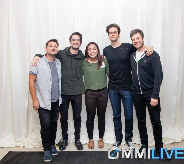 Panic! at the Disco M&G (12)