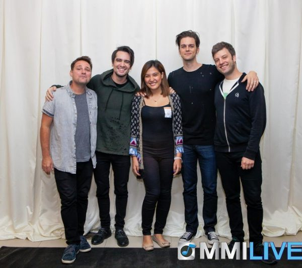 Panic! at the Disco M&G (13)