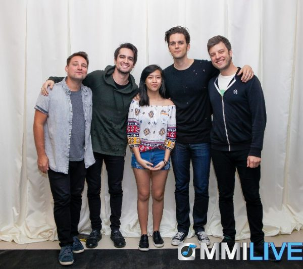 Panic! at the Disco M&G (15)