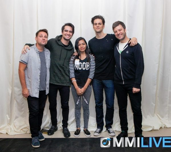 Panic! at the Disco M&G (16)