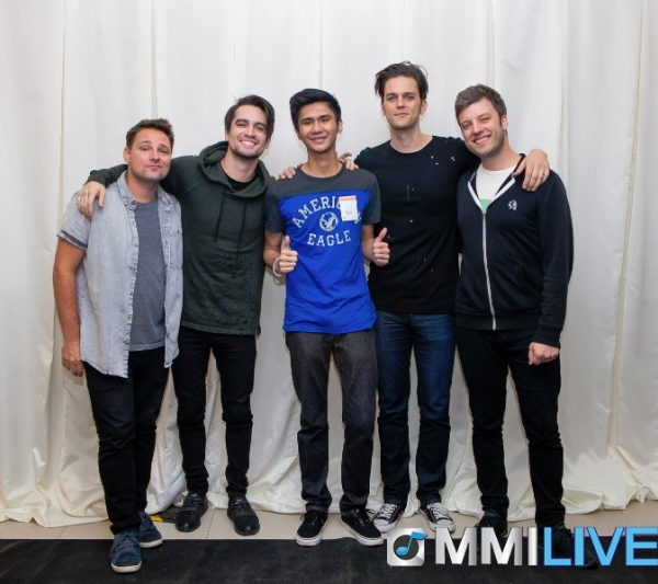 Panic! at the Disco M&G (17)