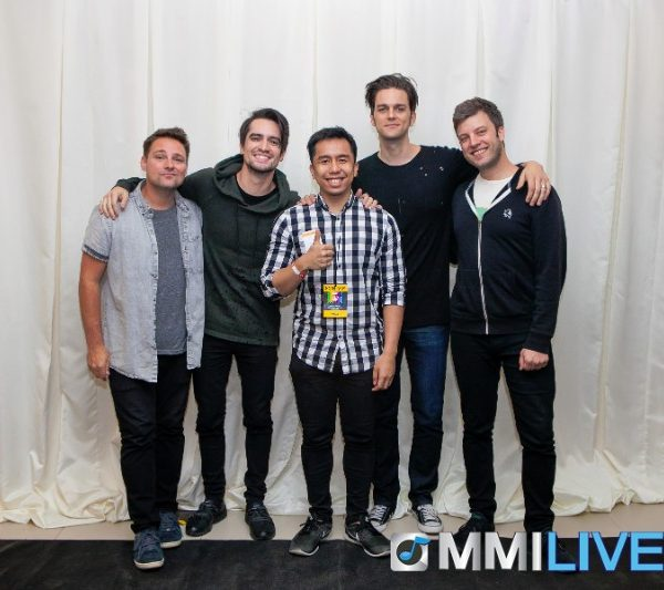 Panic! at the Disco M&G (18)