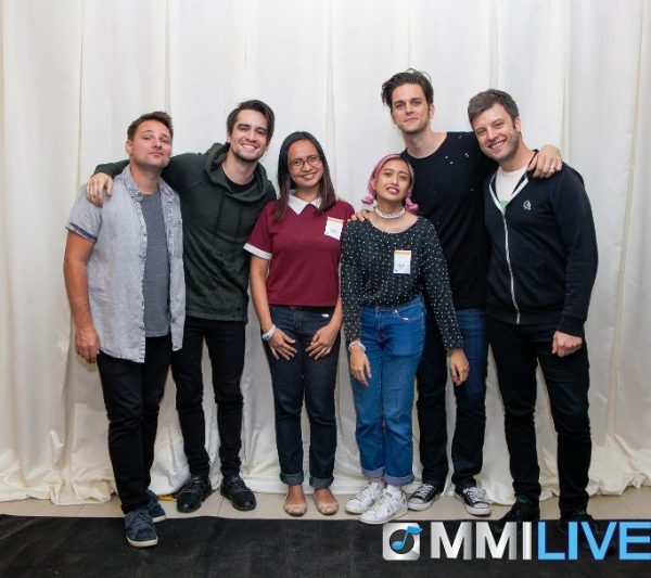 Panic! at the Disco M&G (19)