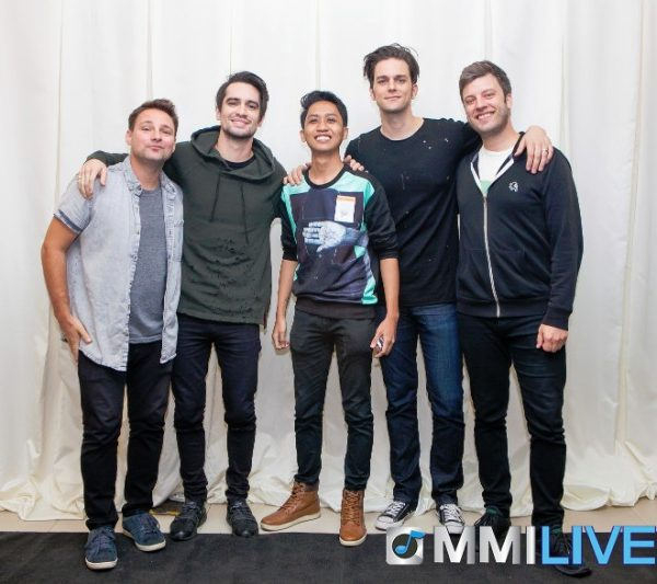 Panic! at the Disco M&G (2)