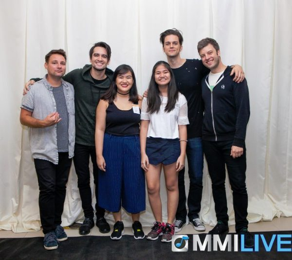 Panic! at the Disco M&G (20)