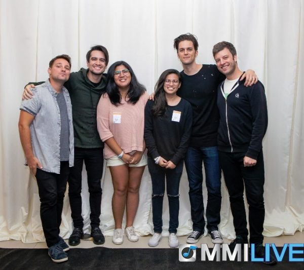 Panic! at the Disco M&G (21)
