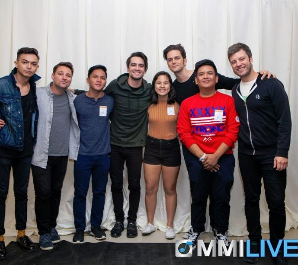 Panic! at the Disco M&G (23)