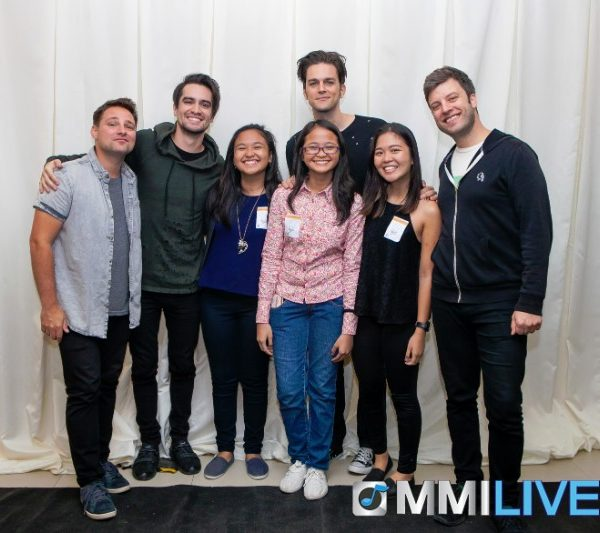 Panic! at the Disco M&G (25)