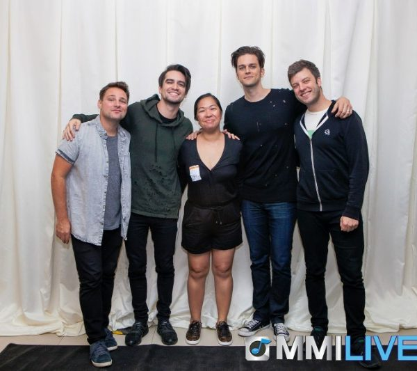 Panic! at the Disco M&G (26)
