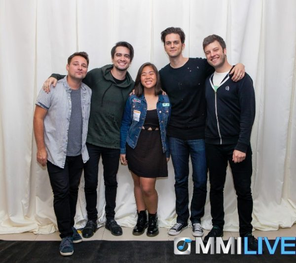 Panic! at the Disco M&G (27)