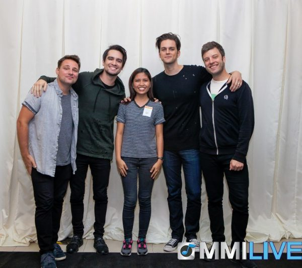 Panic! at the Disco M&G (3)