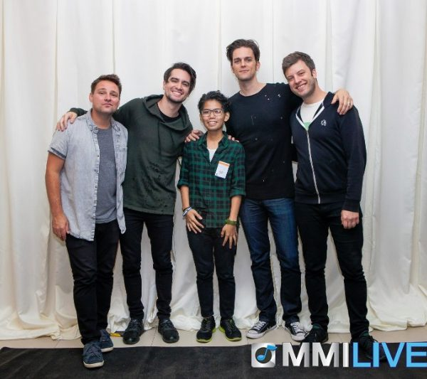 Panic! at the Disco M&G (30)