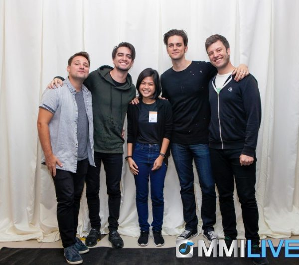 Panic! at the Disco M&G (31)