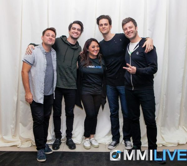 Panic! at the Disco M&G (32)