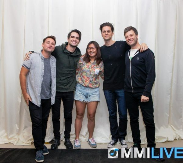 Panic! at the Disco M&G (4)