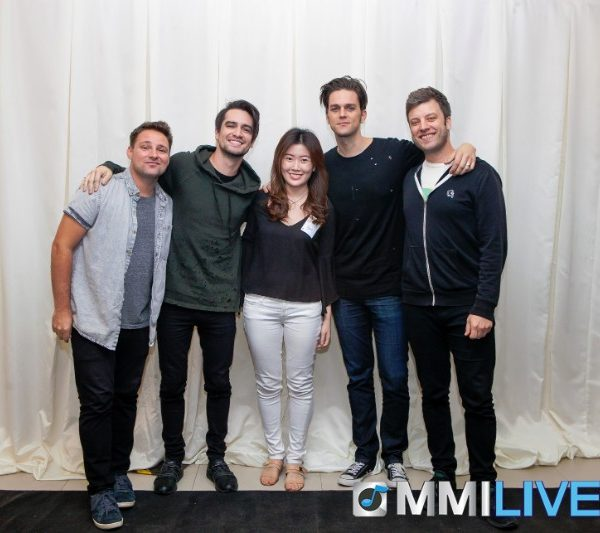 Panic! at the Disco M&G (5)