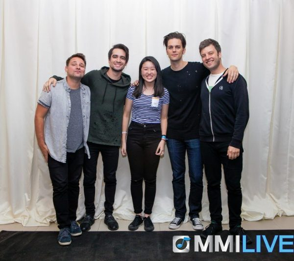 Panic! at the Disco M&G (6)