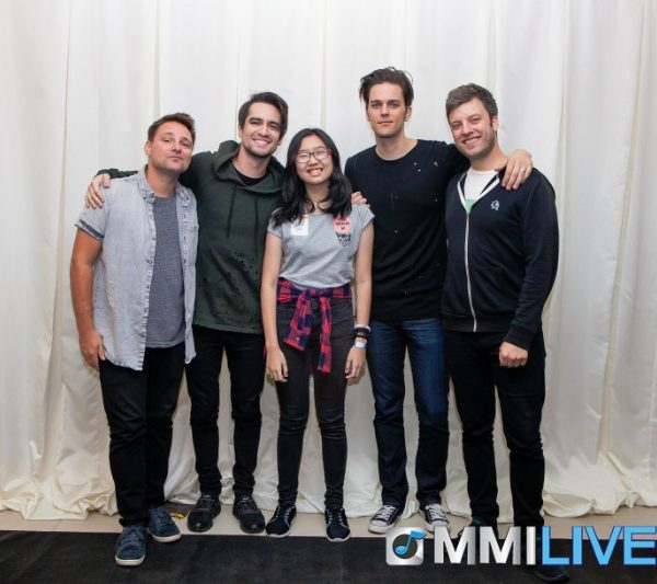 Panic! at the Disco M&G (7)