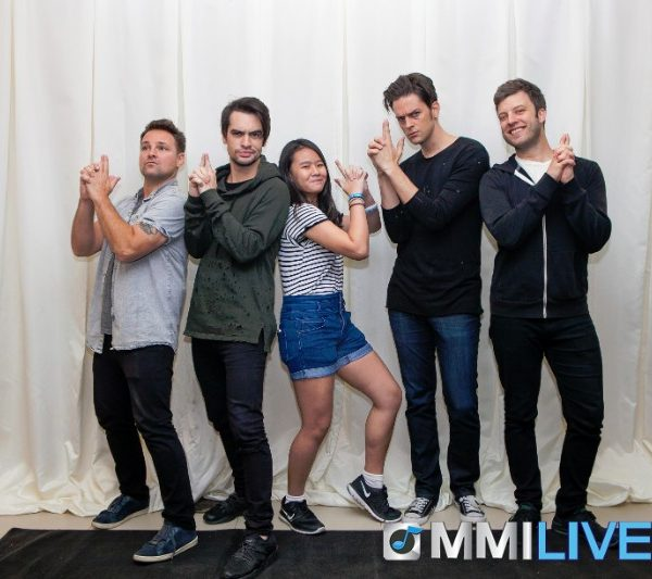 Panic! at the Disco M&G (8)