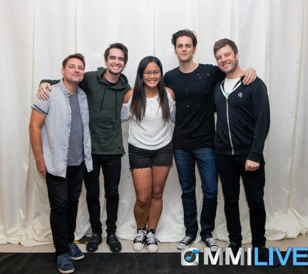Panic! at the Disco M&G (9)