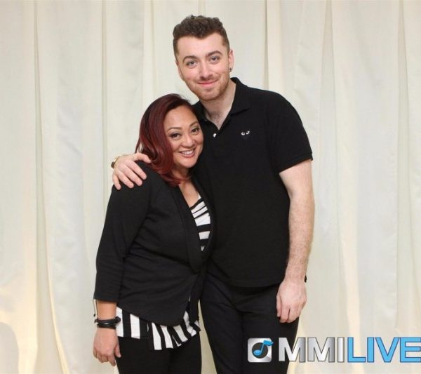 Sam Smith Meet and Greet (1)